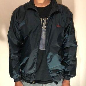 Men's Adidas track Jacket -Medium